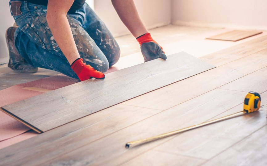 5 Tips for Correctly Laying Low-Cost Flooring in Laundries and Mudrooms